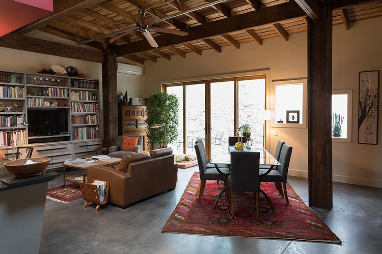 living room dining room